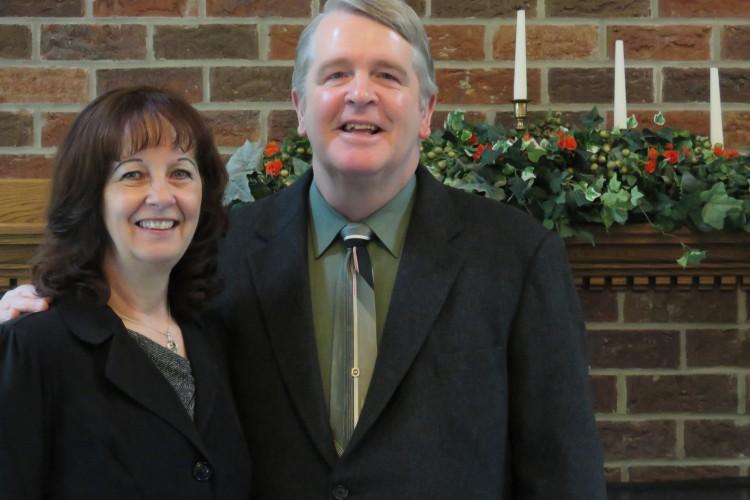 Pastor & Marie 2016